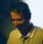Greg smiling